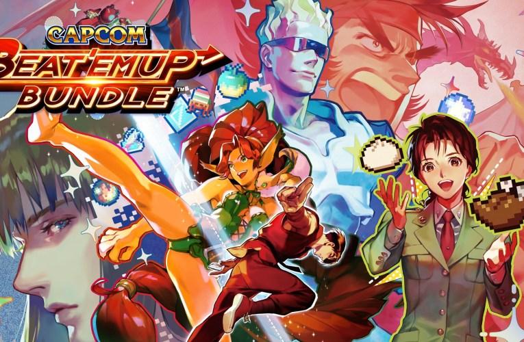 Capcom Beat 'Em Up Bundle (Xbox One) review