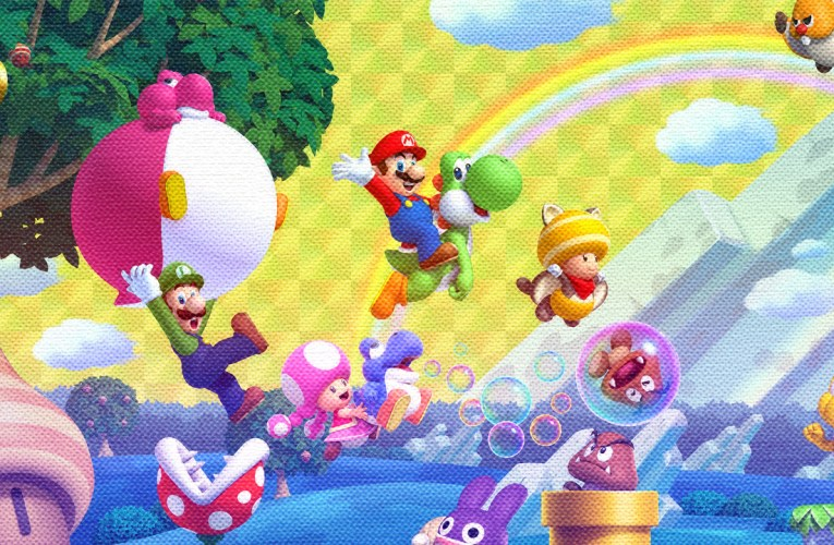New Super Mario Bros U Deluxe (Switch) review
