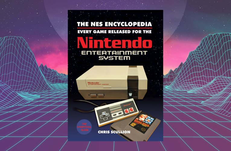 The NES Encyclopedia: Every Game Released for the Nintendo Entertainment System (my book!)