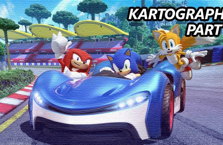 Kartography #5 – Team Sonic Racing