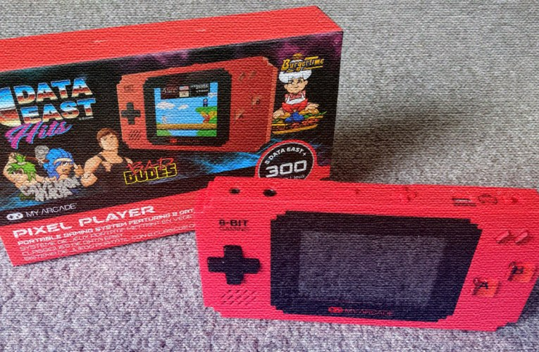 My Arcade Pixel Player review