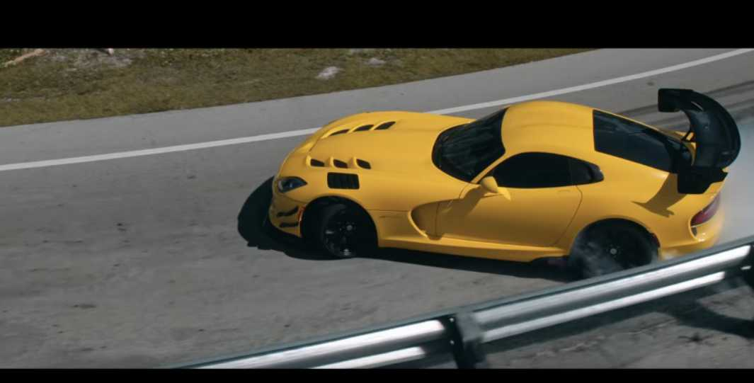 The Last Viper Pennzoil Drops Epic Stunt Drive Video Featuring - Epic stunt driving dodge challenger