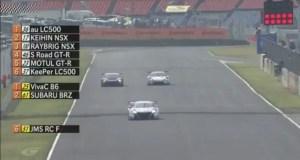 Super GT Round 3 Finish