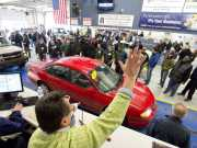Ford Mustang Auction