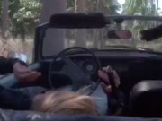 Uma Thurman Karmann Ghia