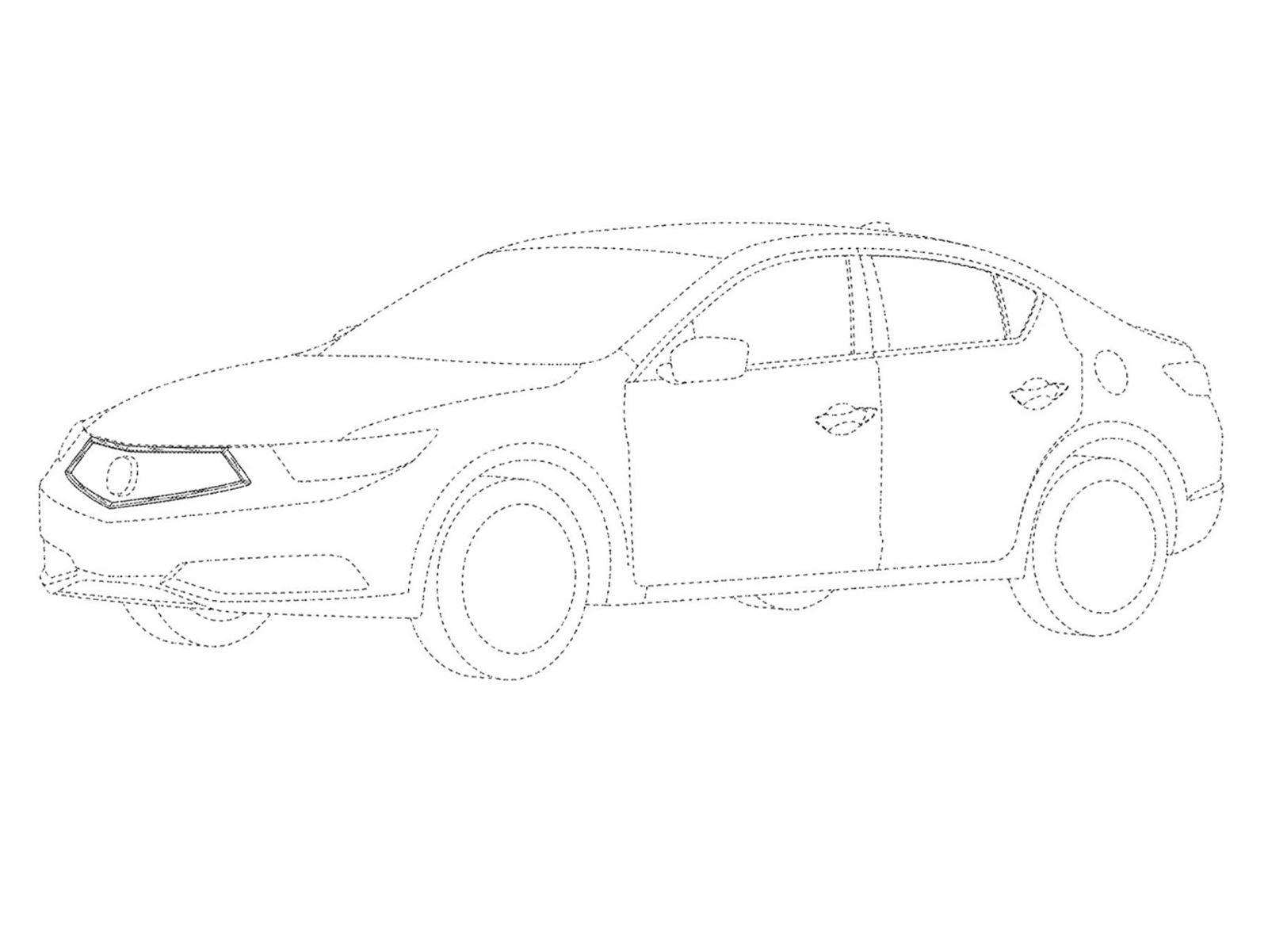Leaked Acura Ilx Gains New Grille And Freshened Look