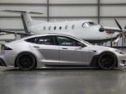 S Apex Tesla Model S