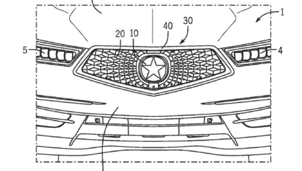 Honda Acura Illuminated emblems