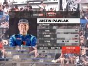 Justin Pawlak perfect score