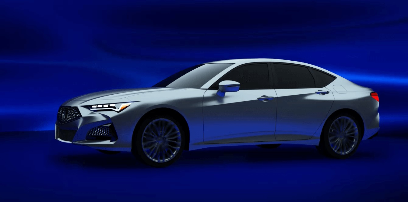 2020 acura mdx and 2021 acura tlx official images leaked