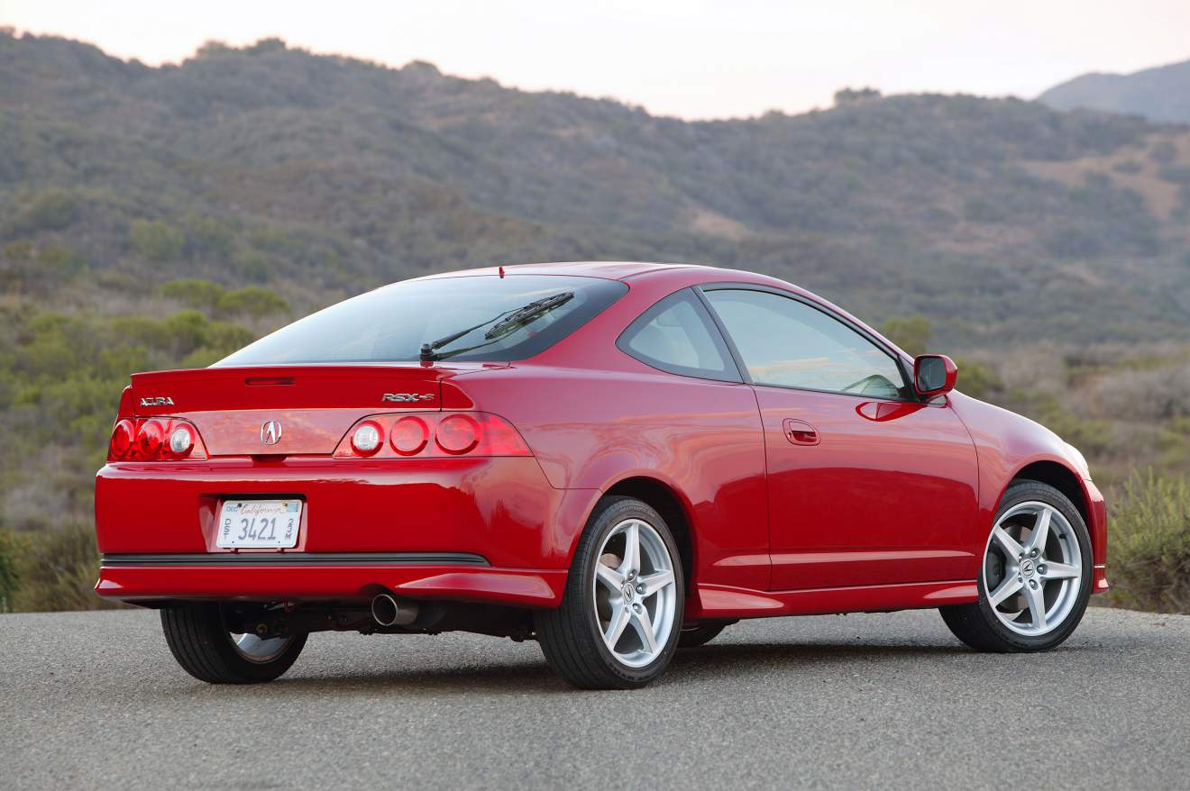 5 Things You Probably Didn T Know About The 2002 2006 Acura