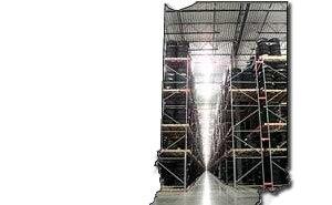 Fleet Advantage : Inventory Power : Tire Rack Fleet