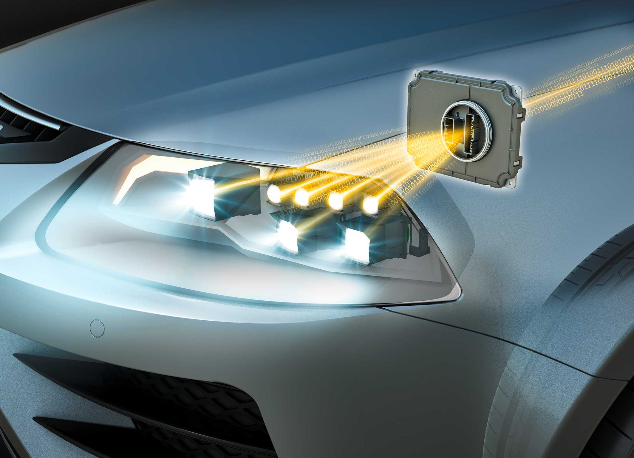 Osram and Continental to Set Up Joint Venture for