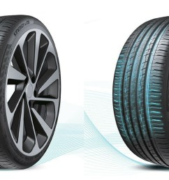 hankook launches tire for evs [ 1500 x 800 Pixel ]