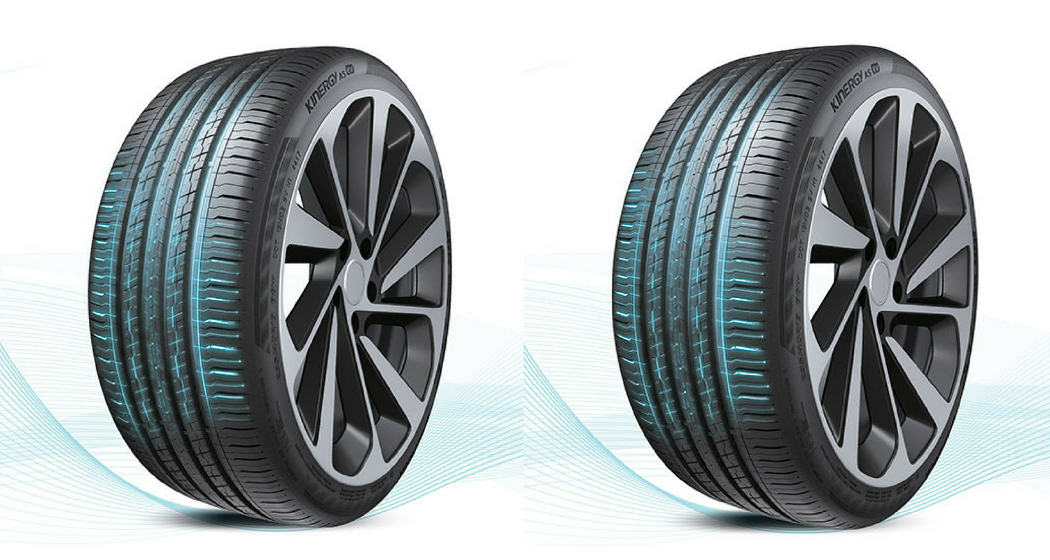 hight resolution of hankook launches tire for evs
