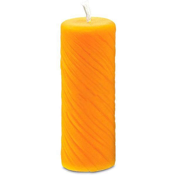 Kerze gedreht