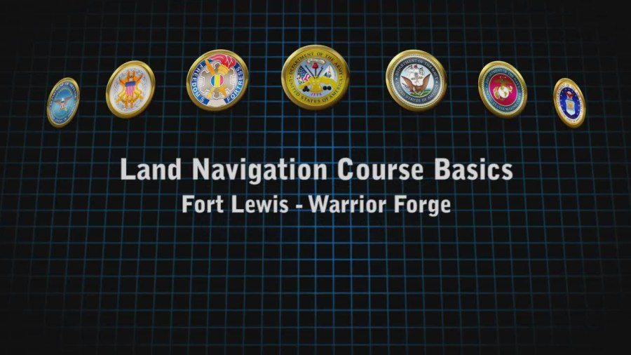 Land Navigation Course Basics