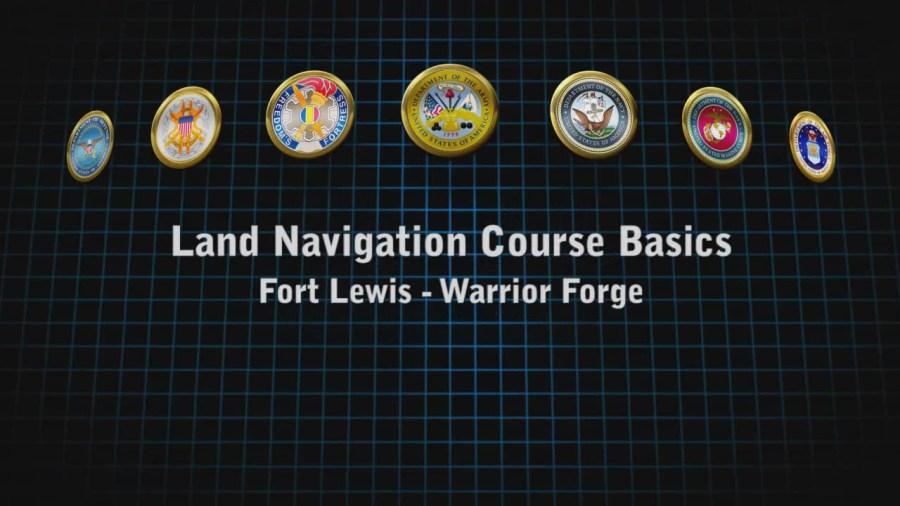 Land Navigation Course Basics
