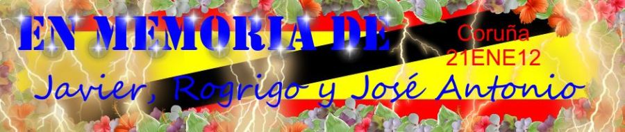 En Memoria de Javier, Rodrigo y José Antonio