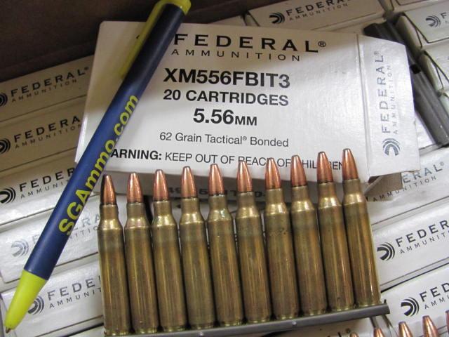 Federal XM556FBIT3