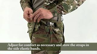 Prenda exterior de protección o Protective Outer Garment (POG) de Crye y Hawk (2)