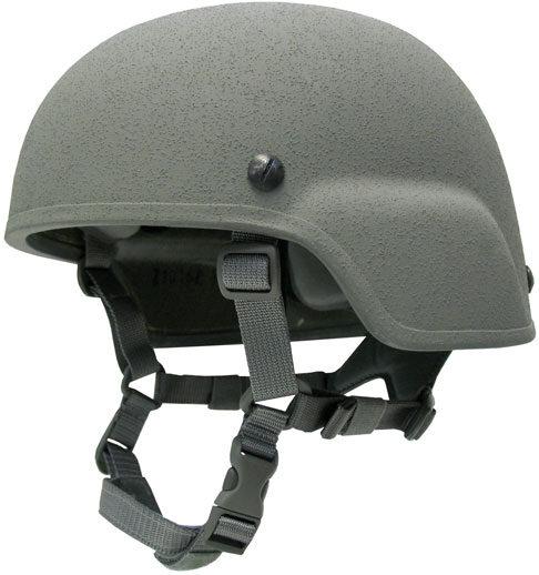 Advanced Combat Helmet (ACH).