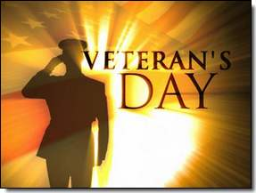 Día de los Veteranos 2012 [Veterans Day 2012]