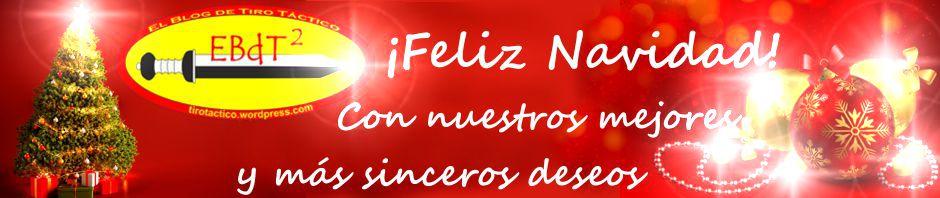 ¡Feliz Navidad! Con nuestros mejores y más sinceros deseos