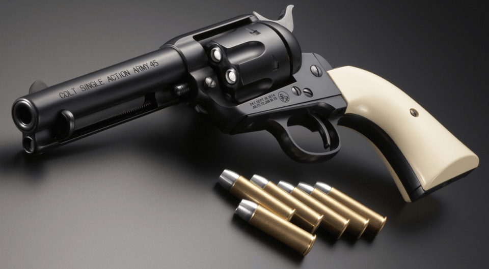 Colt Single Action Army .45