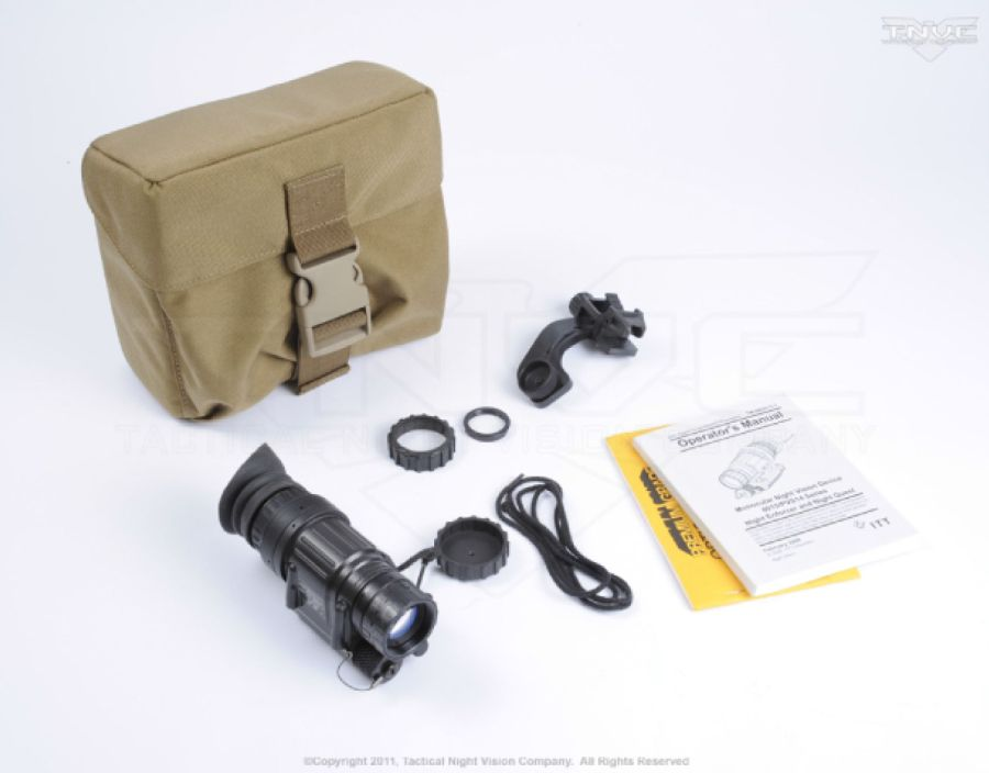 Kit NH ITT Exelis Night Enforcer PVS-14 Gen3 Pinnacle©