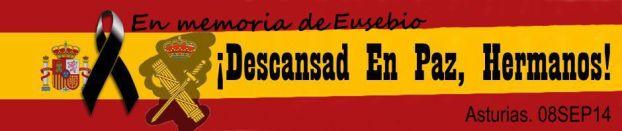En memoria de Eusebio. Asturias. 08SEP14.