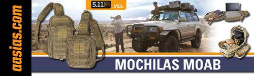 Mochilas 5.11 MOAB