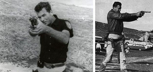 Jack Weaver y la posición/postura Weaver
