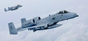 El A-10 Warthog sobrevive para combatir un día más. El Ejército del Aire estadounidense no va a retirar al jabalí [Warthog] ... por ahora.