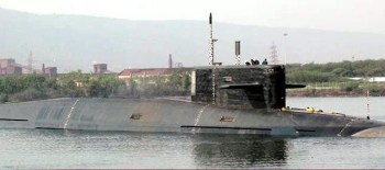 Submarino indio de misiles balísticos Arihant