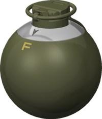 El Ejército de Tierra estadounidense diseña una nueva granada de mano después de más de 40 años. La ET-MP es un dos por uno, una granada de fragmentación-contusión (defensiva-ofensiva).