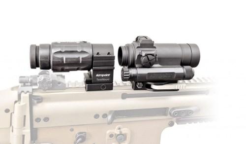 Visor Aimpoint CompM4S con magnificador de 3 aumentos 3XMag