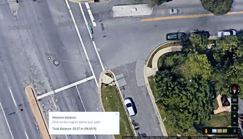 Distancia de tiro. Dundalk, Maryland (EE.UU.). 07JUN17