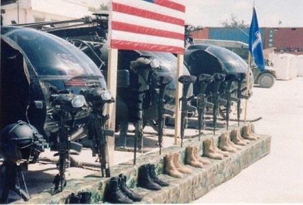 Batalla de Mogadiscio, 3 de octubre de 1993