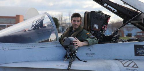Fernando Pérez Serrano, fallecido en accidente aérea 17OCT17