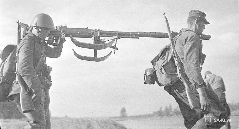 Fusil contracarro finlandés L-39
