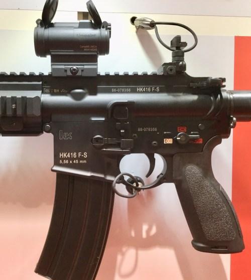 HK416F