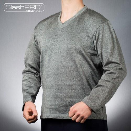 BitePRO Bite Resistant V-Neck Sweatshirt