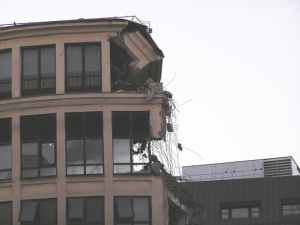 earthquake damage insurance claims