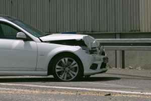 Vehicle Impact Damage to Building