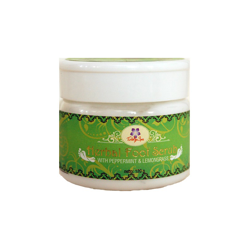 Herbal Foot Scrub - Tirta Ayu Spa Nigeria-1876