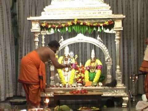 srisailam temple kalyanotsavam