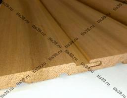 Вагонка для строительства бань и саун из красного канадского кедра http://tis39.ru/