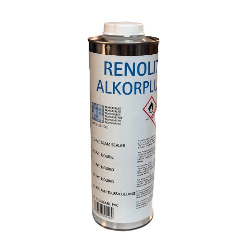Жидкий герметик для PVC Renolit Alcorplus Transparent купить Калининград