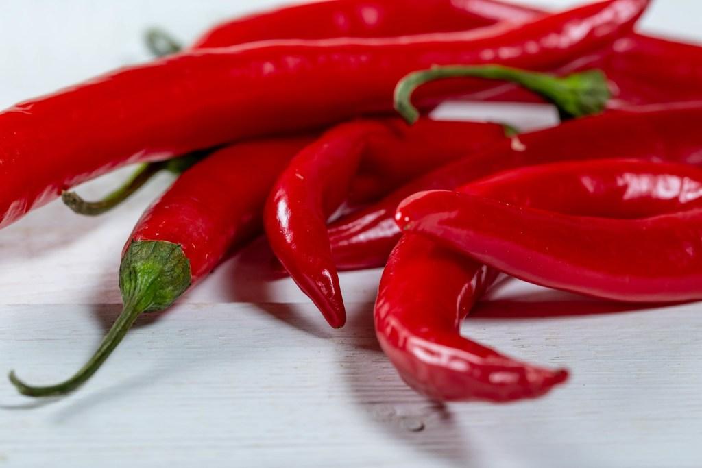 Fiche plante: Piment de Cayenne